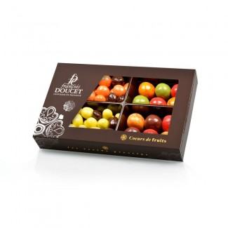 Coffret Prestige Coeur de fruits